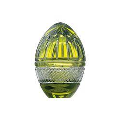 Faberge klein groen ei kristal Hermitage collectie