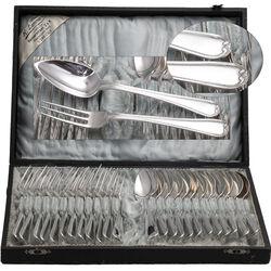 12 zilveren dessertcouverts Weduwe H. Helweg Amsterdam anno 1870