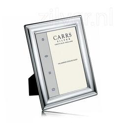 Carrs fotolijst zilveren montuur 13x9 cm