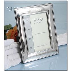zilveren fotolijst 13x9 Carrs