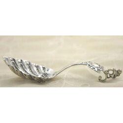 Zilveren Roomlepel- Natfruitschep