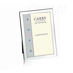 Fotolijst zilver montuur glad 15x10 Carrs FNPRF3/W