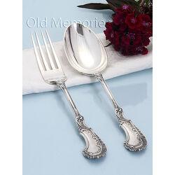 zilveren dinercouvert neo stijl