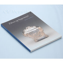 Boek met info en foto's Zilver op Sypesteyn den Blaauwen