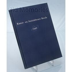 Boek kunst en antiekbeurs Breda 1966
