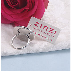 Zinzi ring Swarovski ZIR628