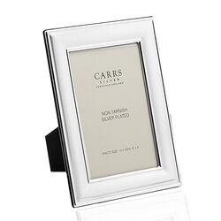 fotolijst 15x10 verzilverd Carrs