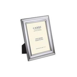 Verzilverde fotolijst 13 x 9 cm Carrs lrw382-sp