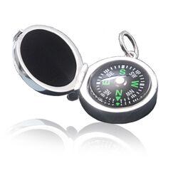 Zilveren  kompas Pn106