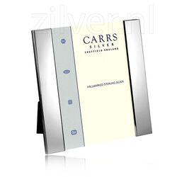 Fotolijst zilver montuur 13 x 9 Cm van Carrs FR053