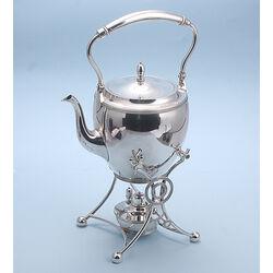 Zilveren bouilloir