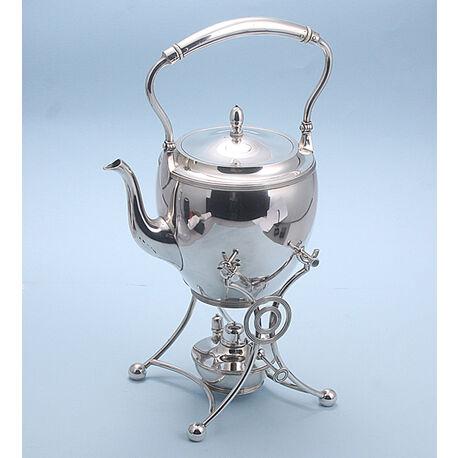Zilveren bouilloir van Kempen