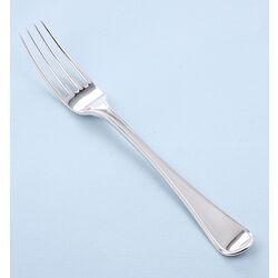 Zilveren dinervork enkelfilet 21 cm
