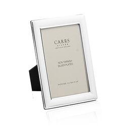 Verzilverde fotolijst Carrs