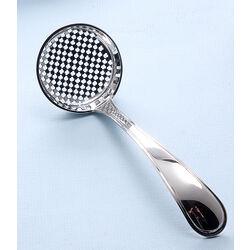 Zilveren strooilepel 15 cm