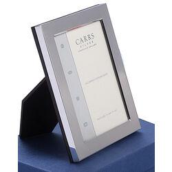 Carrs fotolijst zilveren montuur glad Fpr3-W