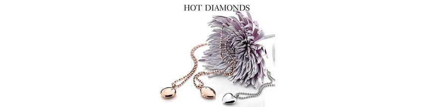 Hot Diamonds medaillons