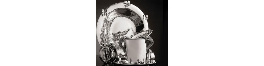 Cadeaus zilver Raspini