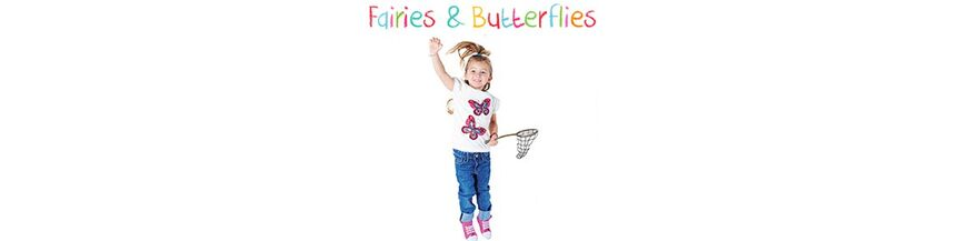 Fairies & Butterflies