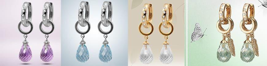 Christina creolen & creoolhangers