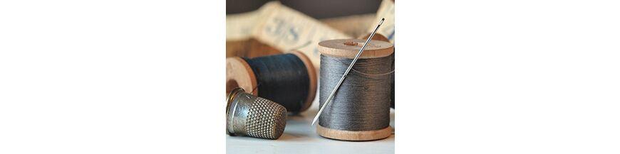 Zilveren naaigerei divers