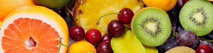 Zilveren natfruitscheppen