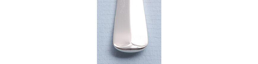 Haags lofje zilver bestek