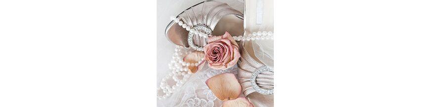 Zilveren huwelijksgeschenken