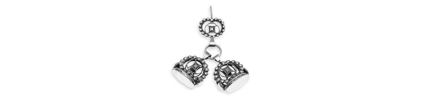 Zilveren occasion sieraden
