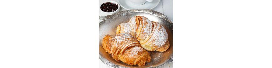 Zilveren brood- & soezenmanden