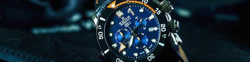 Edox horloges
