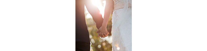Verzilverde huwelijksgeschenken