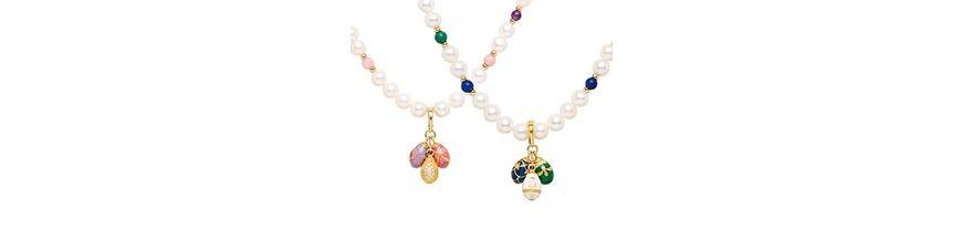 Tatiana Fabergé charms