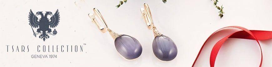 Tatiana Fabergé oorbellen