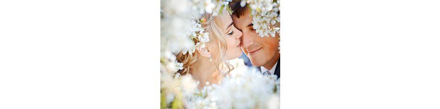 Zilver voor het bruidspersoneel