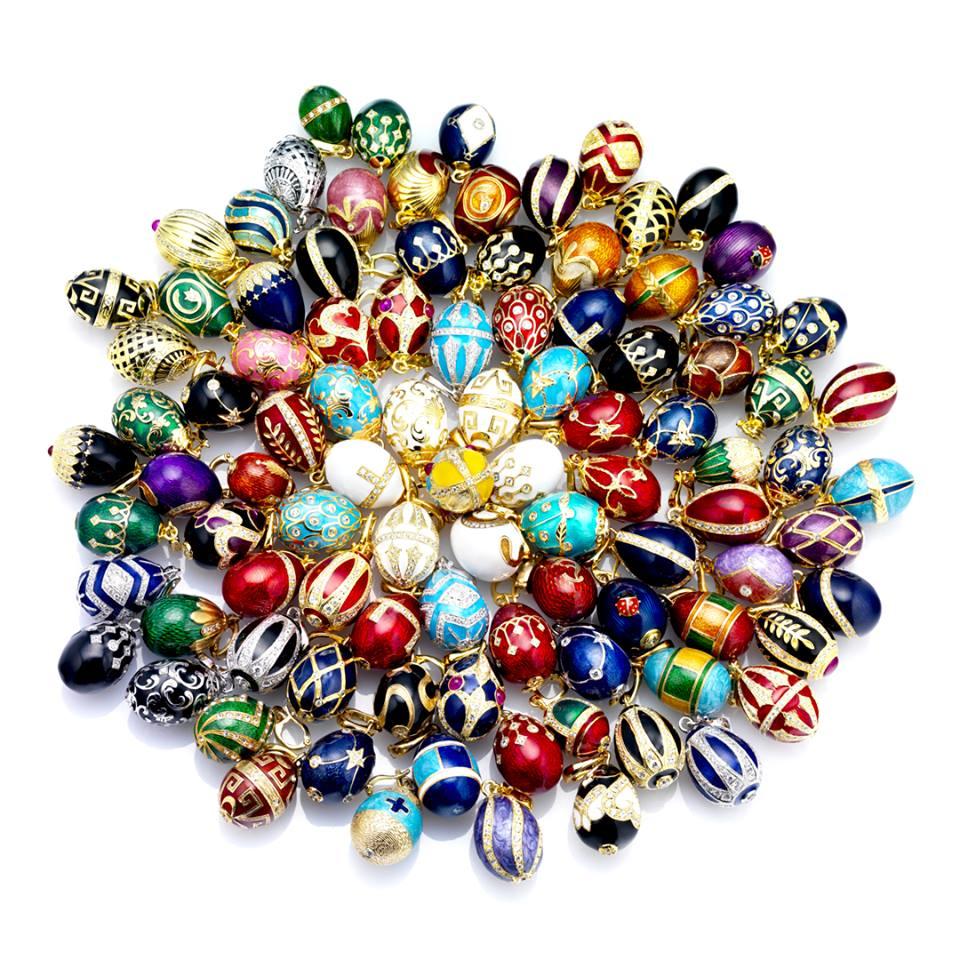 Faberge sieraden bij juwelier zilver.nl in Broek in Waterland