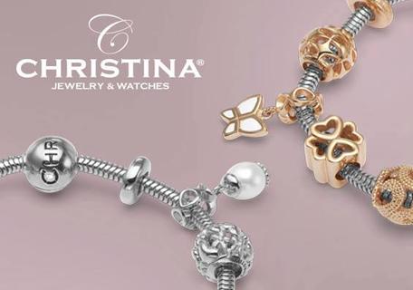 Christina schuifbedels bij Zilver.nl Juwelier