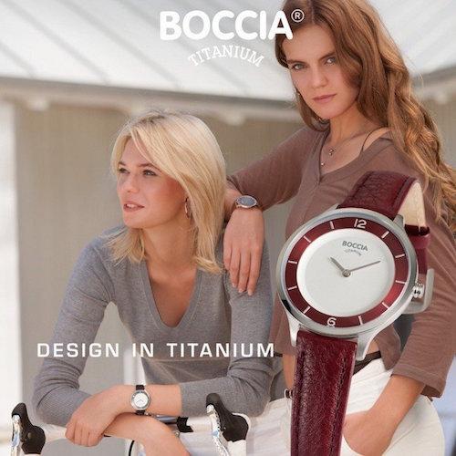 Boccia titanium dameshorloge bij Zilver.nl