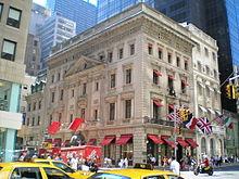 Cartier winkel in New York verkregen door een parelsnoer Kennisbank Zilver.nl