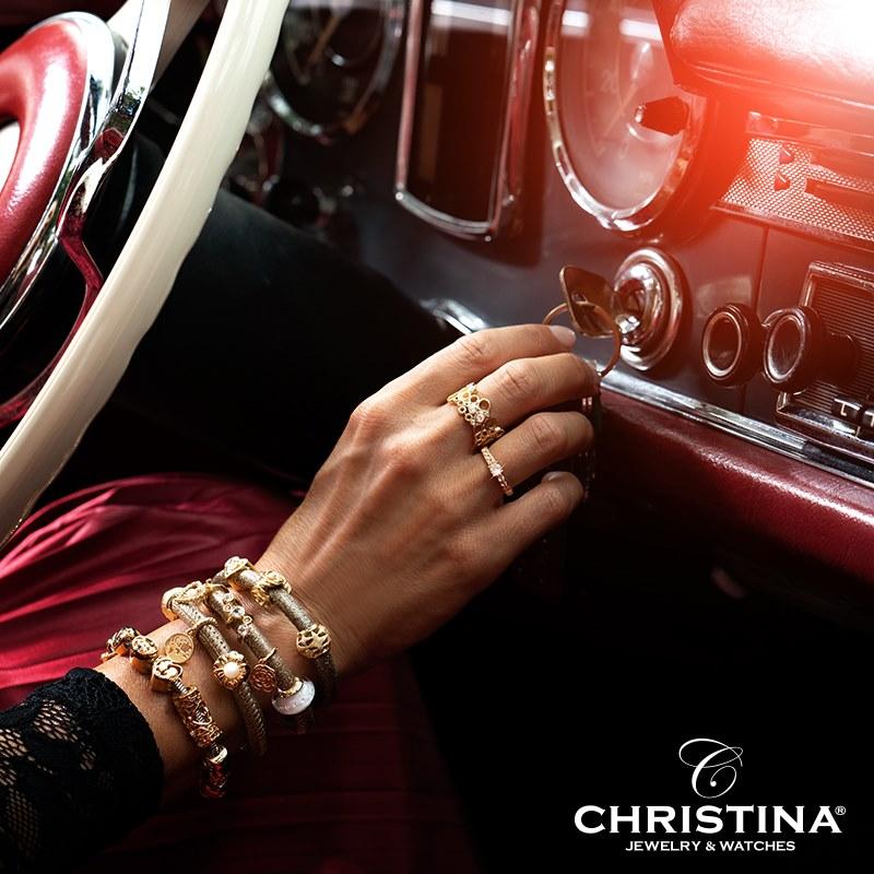 Christina horloge bij Zilver.nl