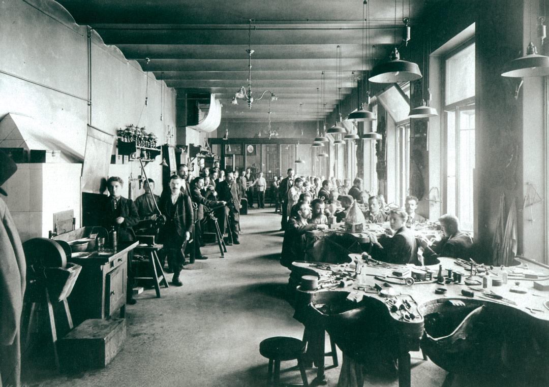 Fabergé atelier