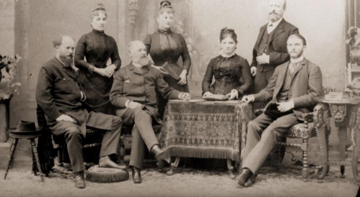 Carl Fabergé en familie Kennisbank Zilver.nl
