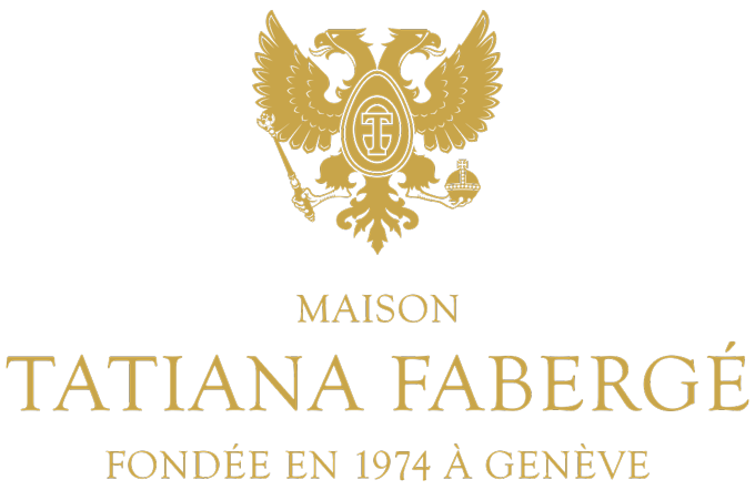 Logo van Maison Tatiana Fabergé kennisbank Zilver.nl