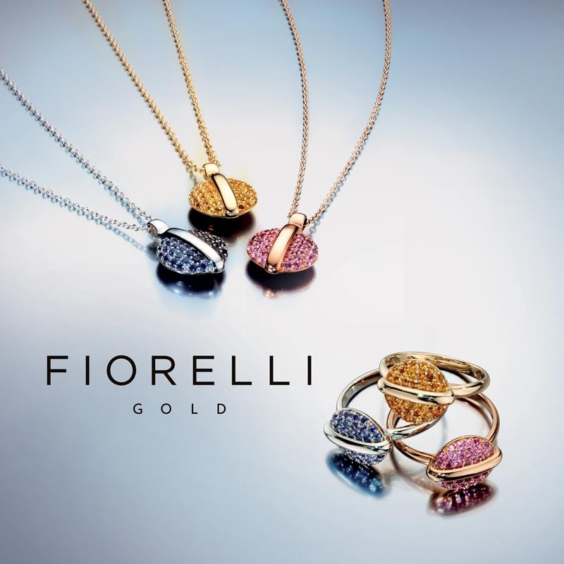 Fiorelli oorbellen Infinity