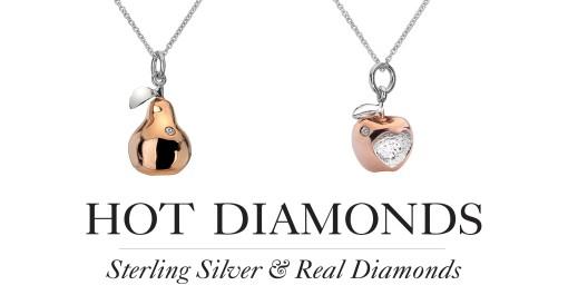 Hot Diamonds DP437