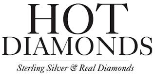 Hot Diamonds ring DR116 slang met diamant
