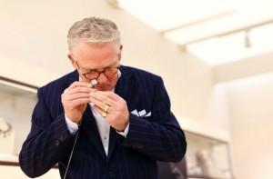 Martijn Akkerman juwelenhistoricus bekend van Tussen Kunst & Kitsch