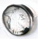 De minervakop deel van het Nederlands groot zilverkeur met de M van Schoonhoven Kennisbank Zilver.nl