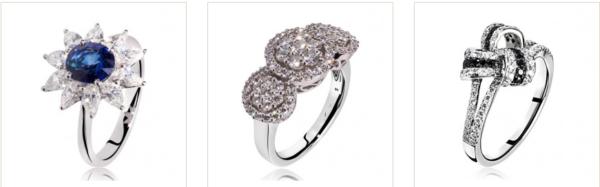 ringen met diamanten bij Zilver.nl juweliers