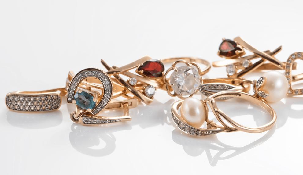 Antieke gouden sieraden en gouden occasion sieraden bij Zilver.nl